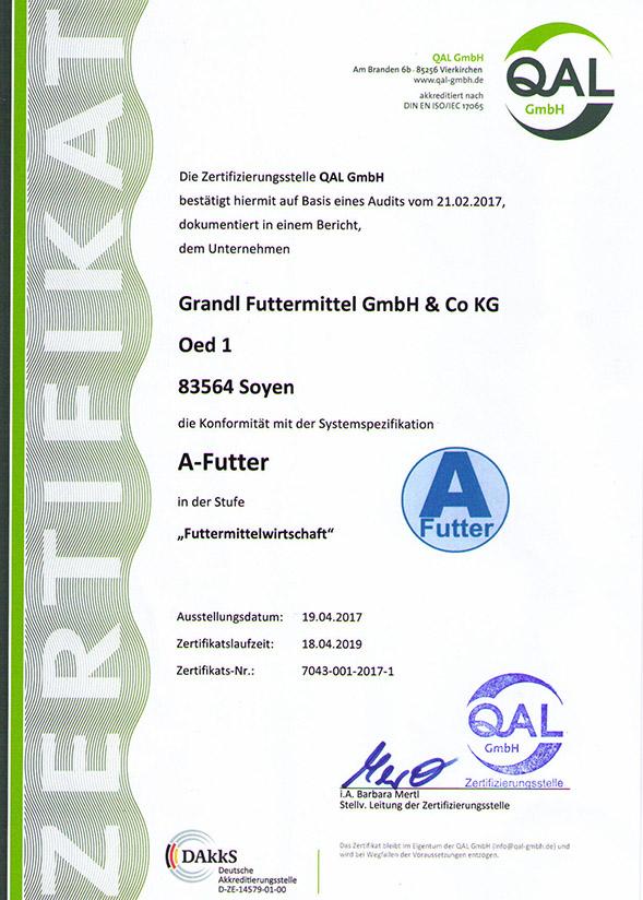 Grandl Futtermittel A-Futter-04-2019